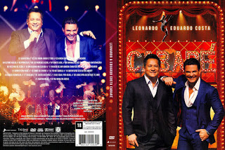 DVD Leonardo & Eduardo Costa – Cabaré