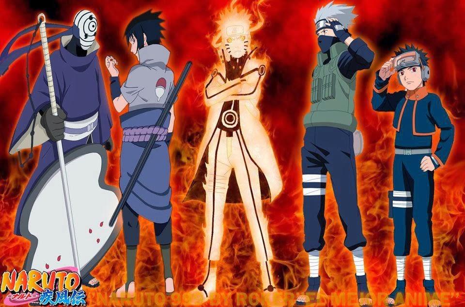 Naruto 341 - 342 Subtitle Indonesia