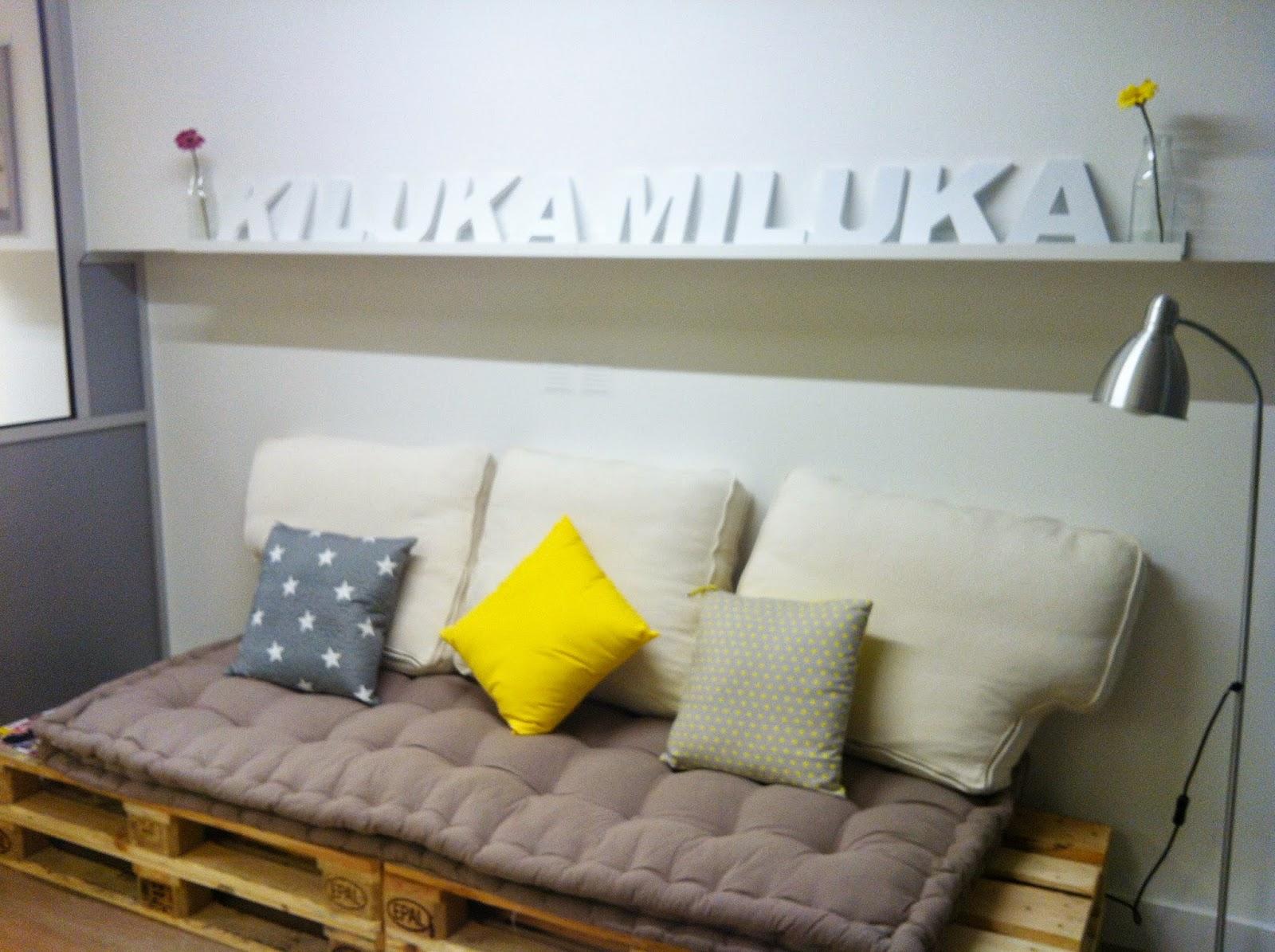 Zona café Kiluka Miluka