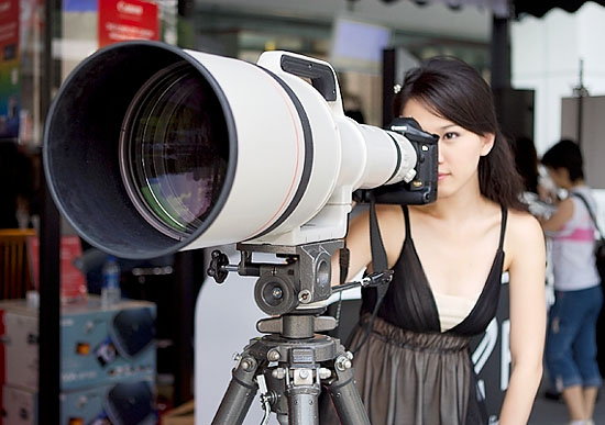 Lensa Tele