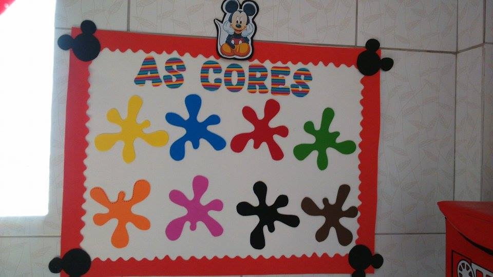 decoracao de sala aula educacao infantil : decoracao de sala aula educacao infantil:Decoracao Volta as Aulas De