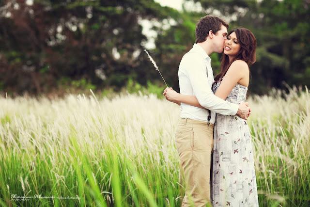 white field romantic man!