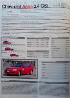 datos motor ficha tecnica precio interior chevrolet astra 2.4 gsi