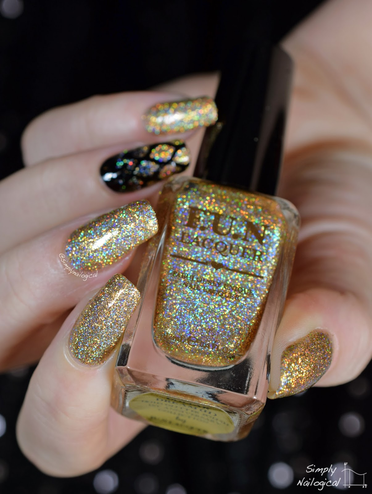 FUN Lacquer - Million Dollar Dream (H)