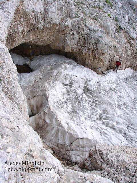 пещера Дыхание Королевы