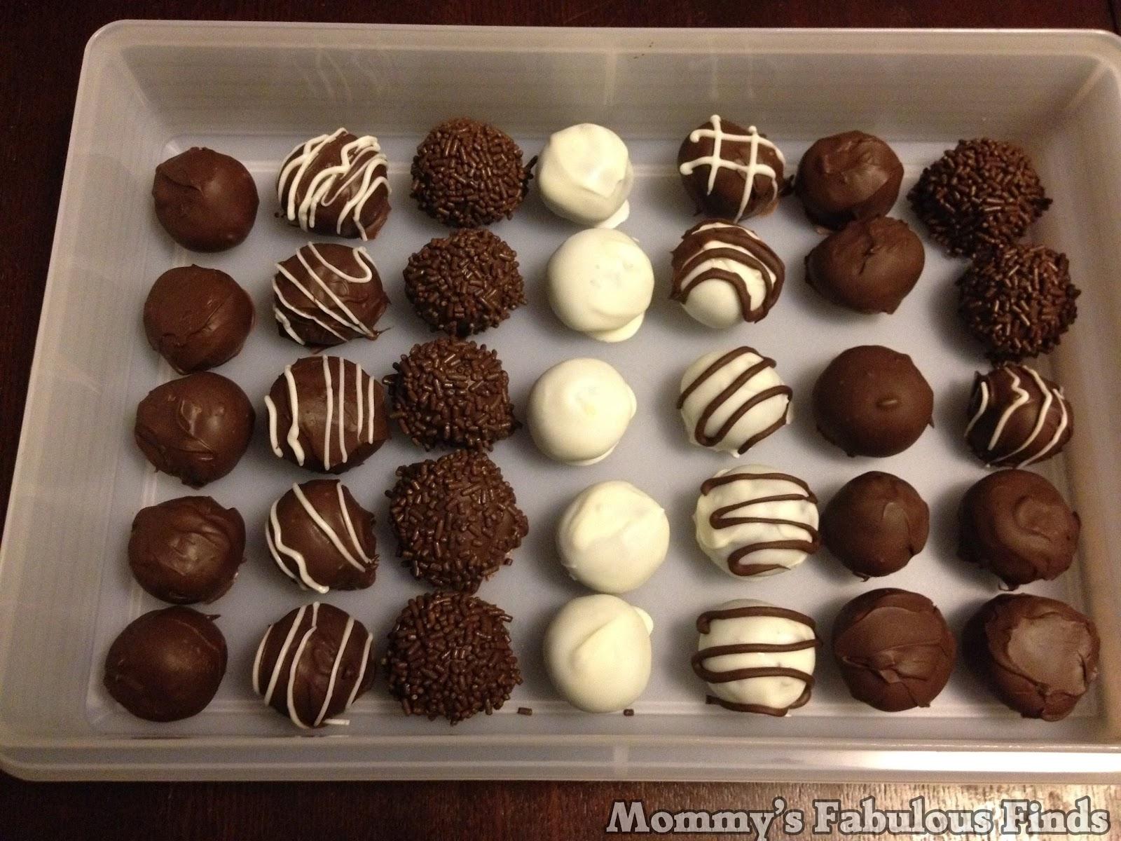 Chocolate Truffle Candy Recipe
