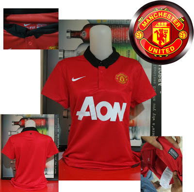 foto jersey man united home kandang 2014 wallpaper Foto Detail Jersey Manchester United Musim 2013 2014