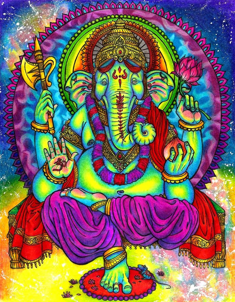 buddha elephant wallpaper art - photo #7