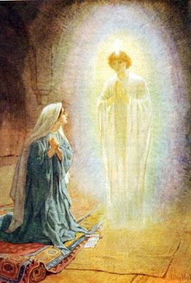 Anunciación de la Virgen María