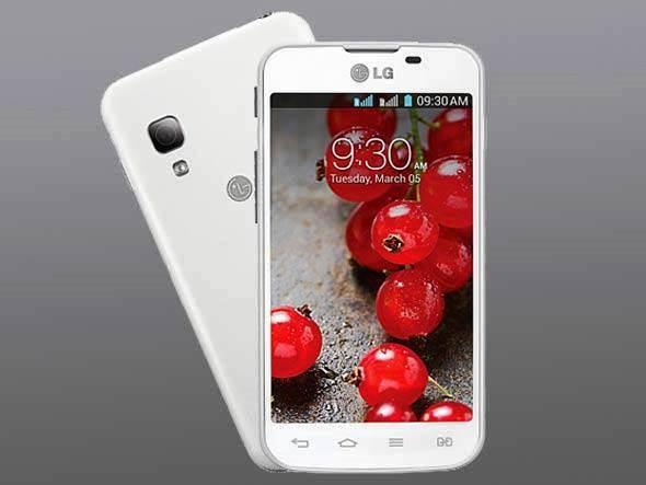 Smartphone LG Optimus L5 II Dual