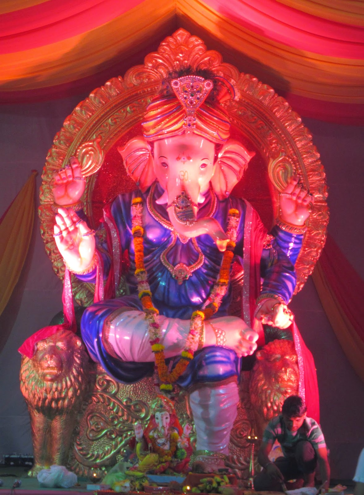 Ganapati Idols