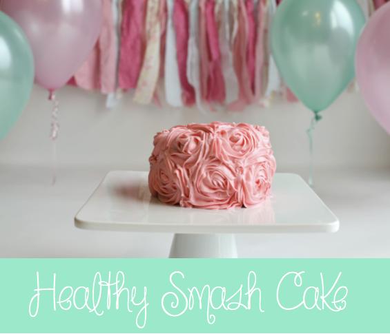 Healthy First Birthday Cake Modern Day Homemaker