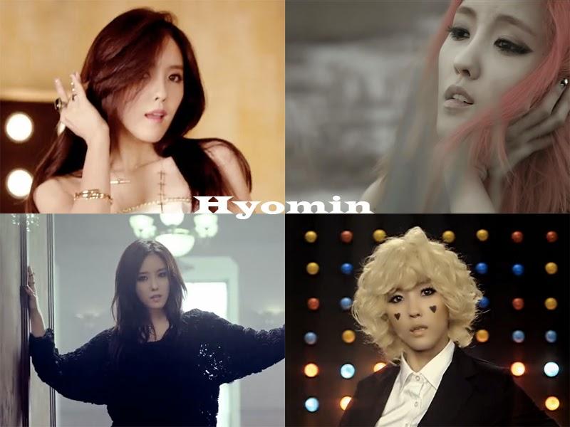 Hyomin Solo Debut