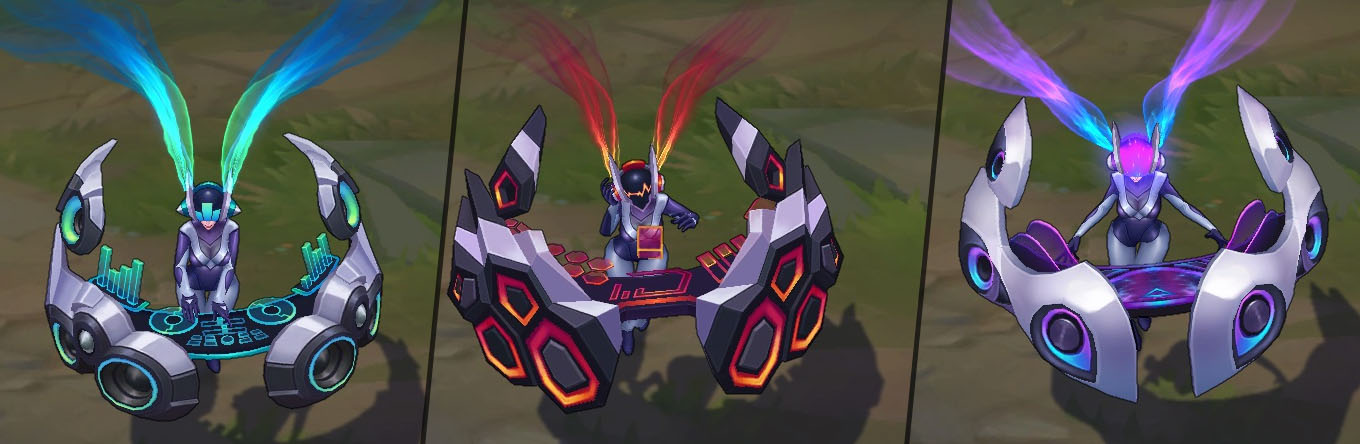Surrender at 20: 2/3 PBE Update #2: DJ Sona