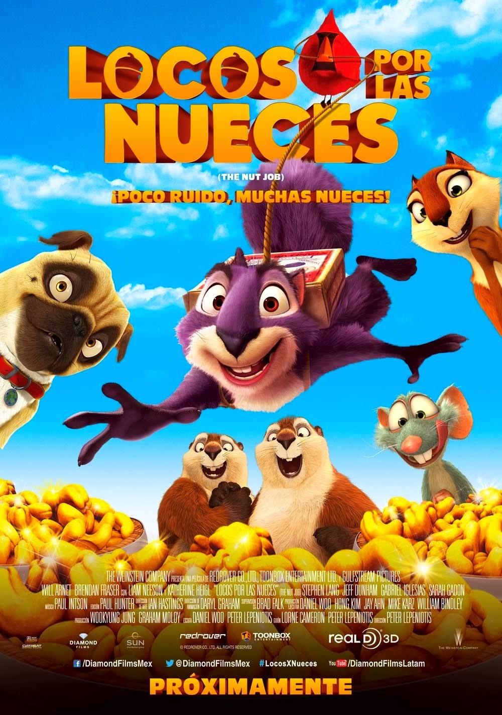 Locos Por Las Nueces  – DVDRIP LATINO