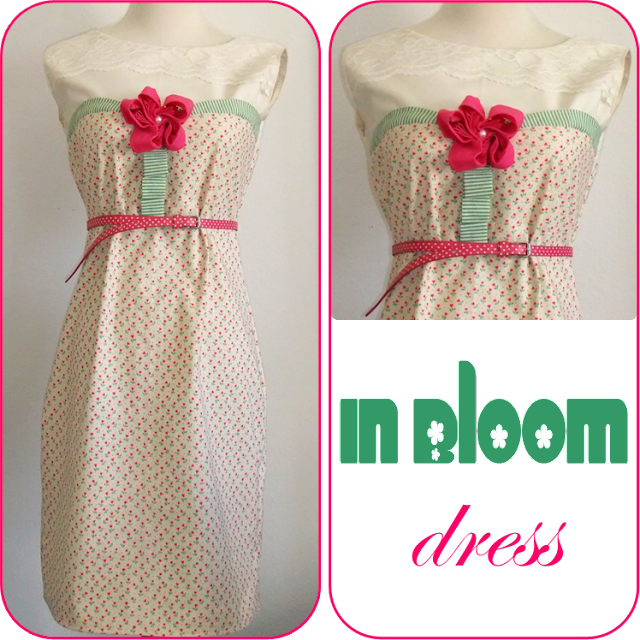 In Bloom dress - m3000