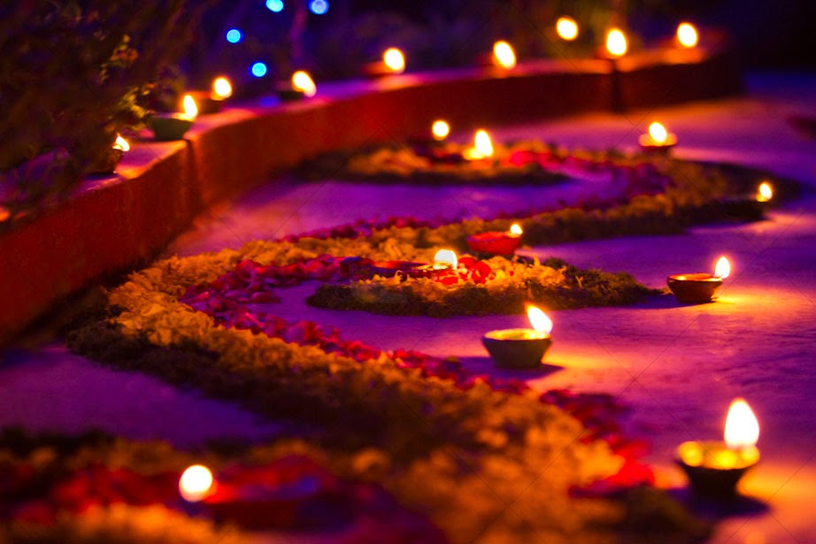 Diwali 2013 decoration ideas for home office diwali for Simple diwali home decorations
