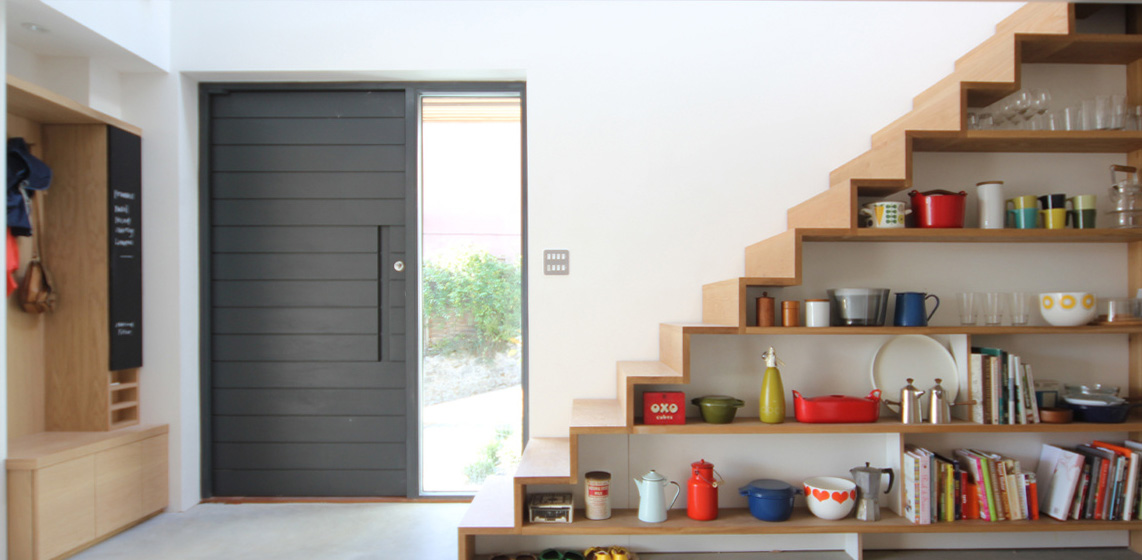 15 Creative And Clever Under Stair Storage Designs