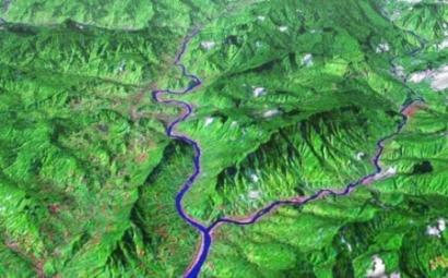 Estudios hidrologicos - Modelo digital del terreno