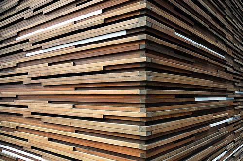alaurenf Good Riddance wood paneling