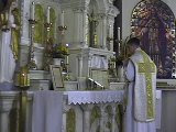 Traditional Latin Mass with a meditation by St. Peter Julian Eym
