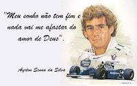 frases de ayrton senna, Ayrton Senna