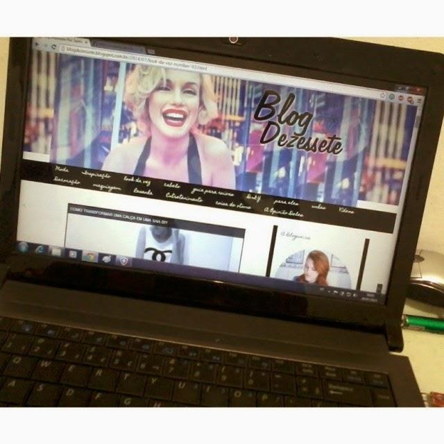 O blog quer te conhecer melhor !