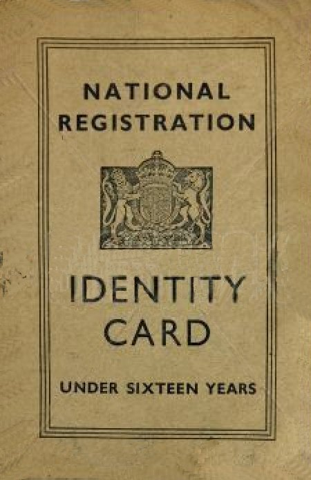 Historical Cookham: The National Identity Card.