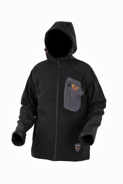 Quentin Combe Savage Gear Nouveautés News 2014 Vêtements Soft Shell Jacket Veste chaude
