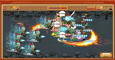 Game mới Đáo Viên được thiết kế 150 quan ải