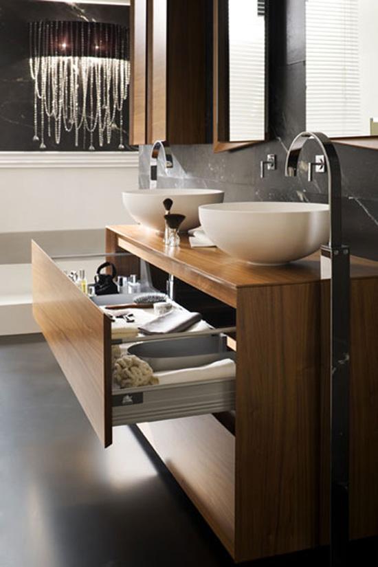 Cuartos De Baño En Beige:del baño color beige se utiliza en los espejos de baño gabinetes de
