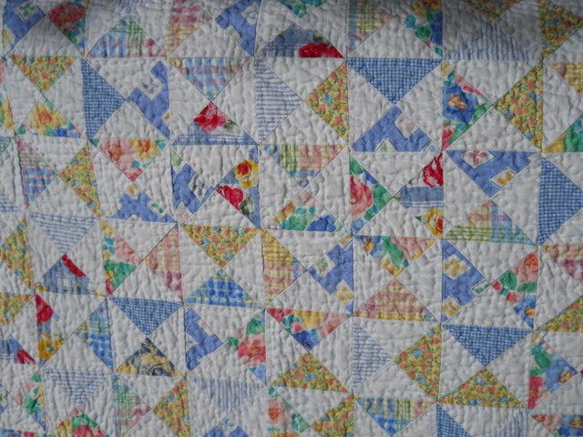 Snug Harbor Quilts: Broken Dishes, Band Camp Quilt and a Work in ... : broken dishes quilt - Adamdwight.com