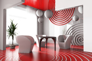 Restroom Interior Design