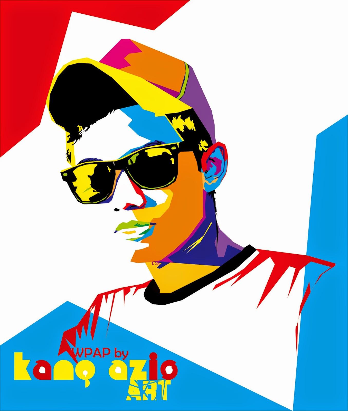 Sekilas Tentang WPAP (Wedha's Pop Art Portrait)