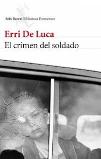 El crimen del soldado Erri de Luca