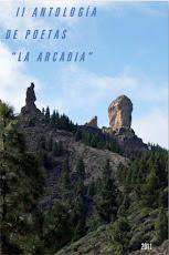 II ANTOLOGIA DE POETAS LA ARCADIA.