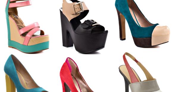 Koleksi model sepatu wedges wanita sneakers untuk kerja ...