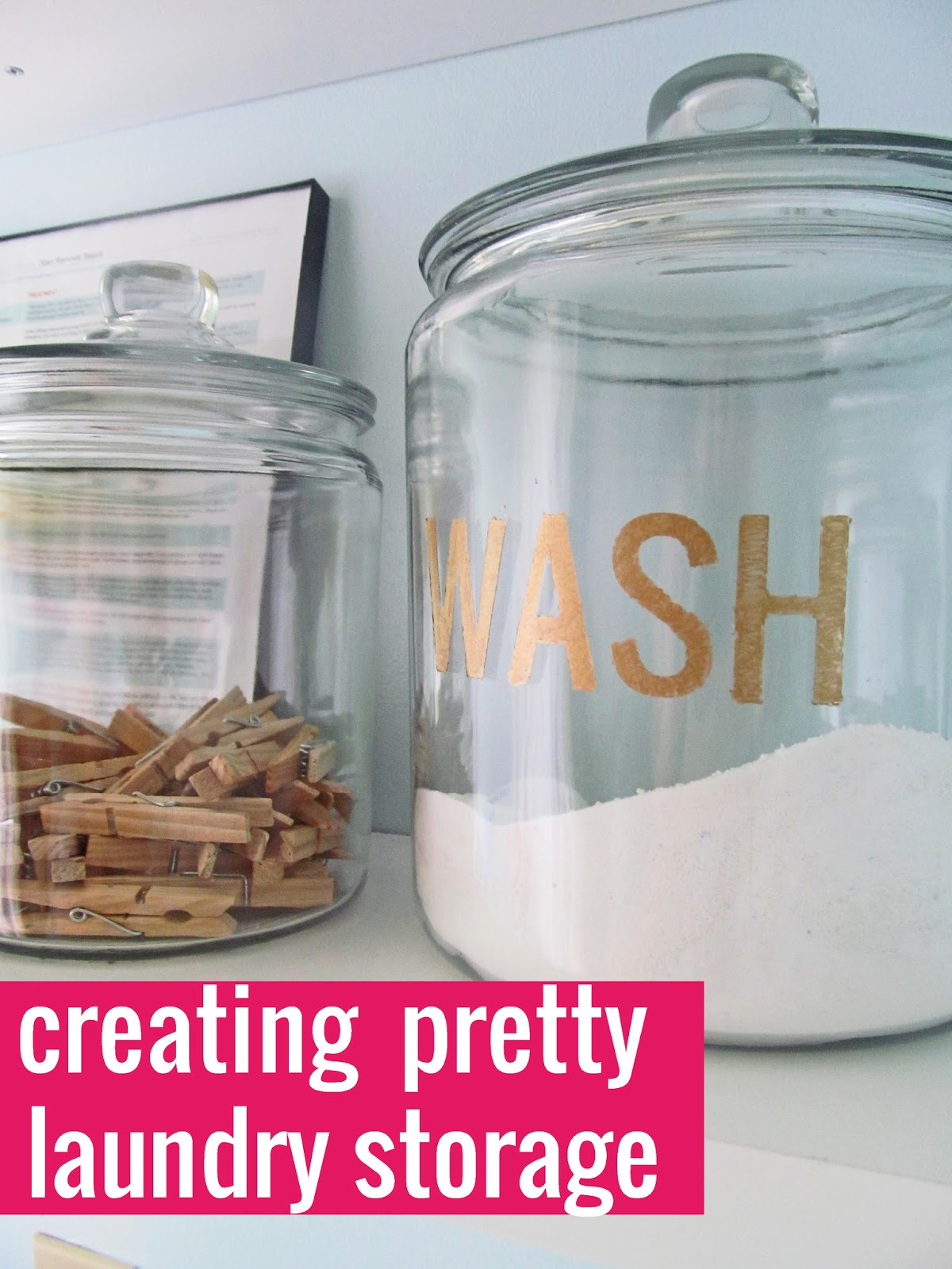 Creating Pretty Laundry Soap Storage Bed Mattress Sale Room Detergent