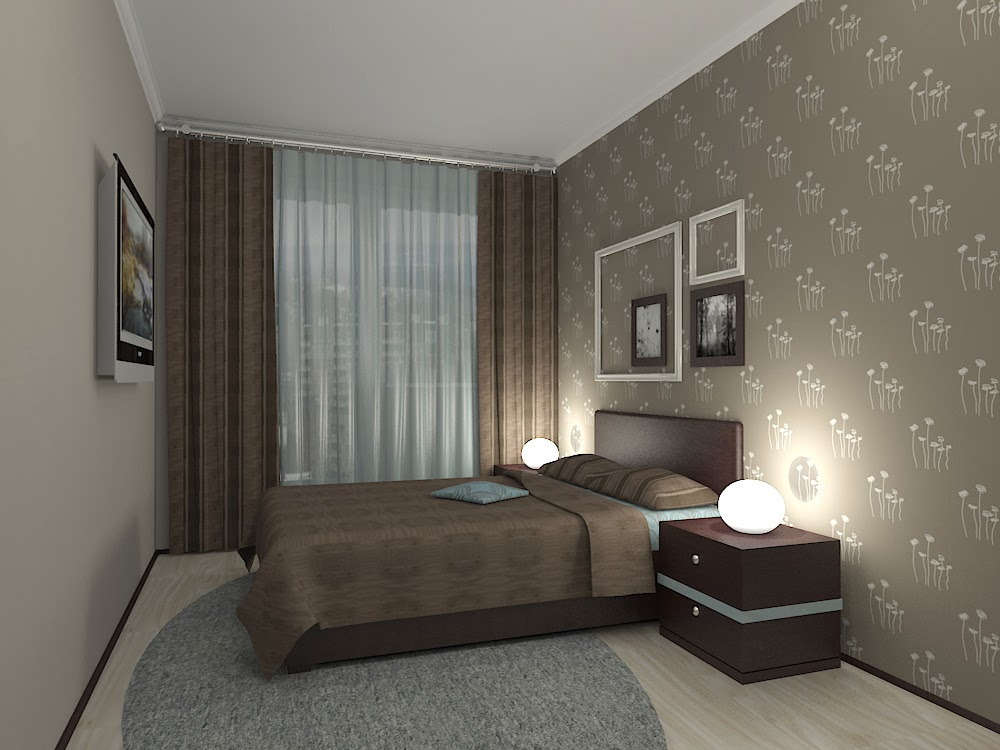 спальная комната
