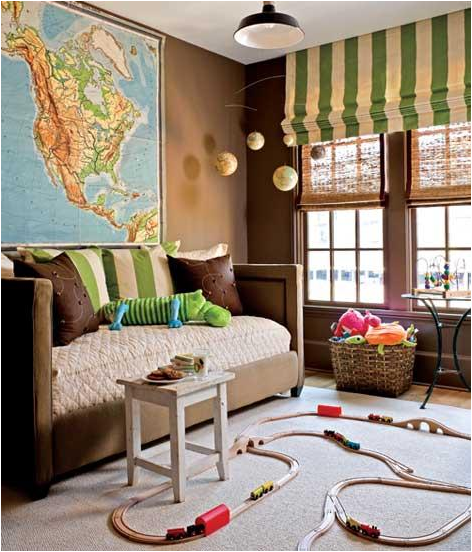 Boys Rooms Mapping It Out Designs