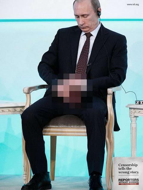 blogcopasdoank.blogspot.com - Inilah Akibat Sensor Pada Foto - Foto Para Pimpinan Politik Dunia !!