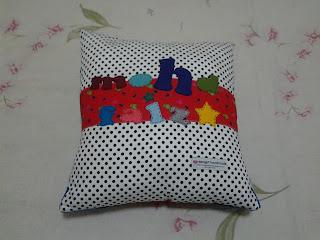 owly pillow