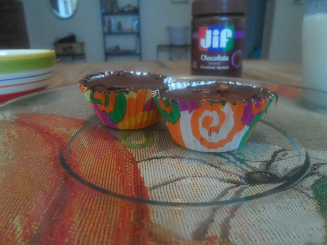 Jif Cupcakes