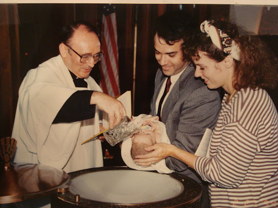Catholic baptism