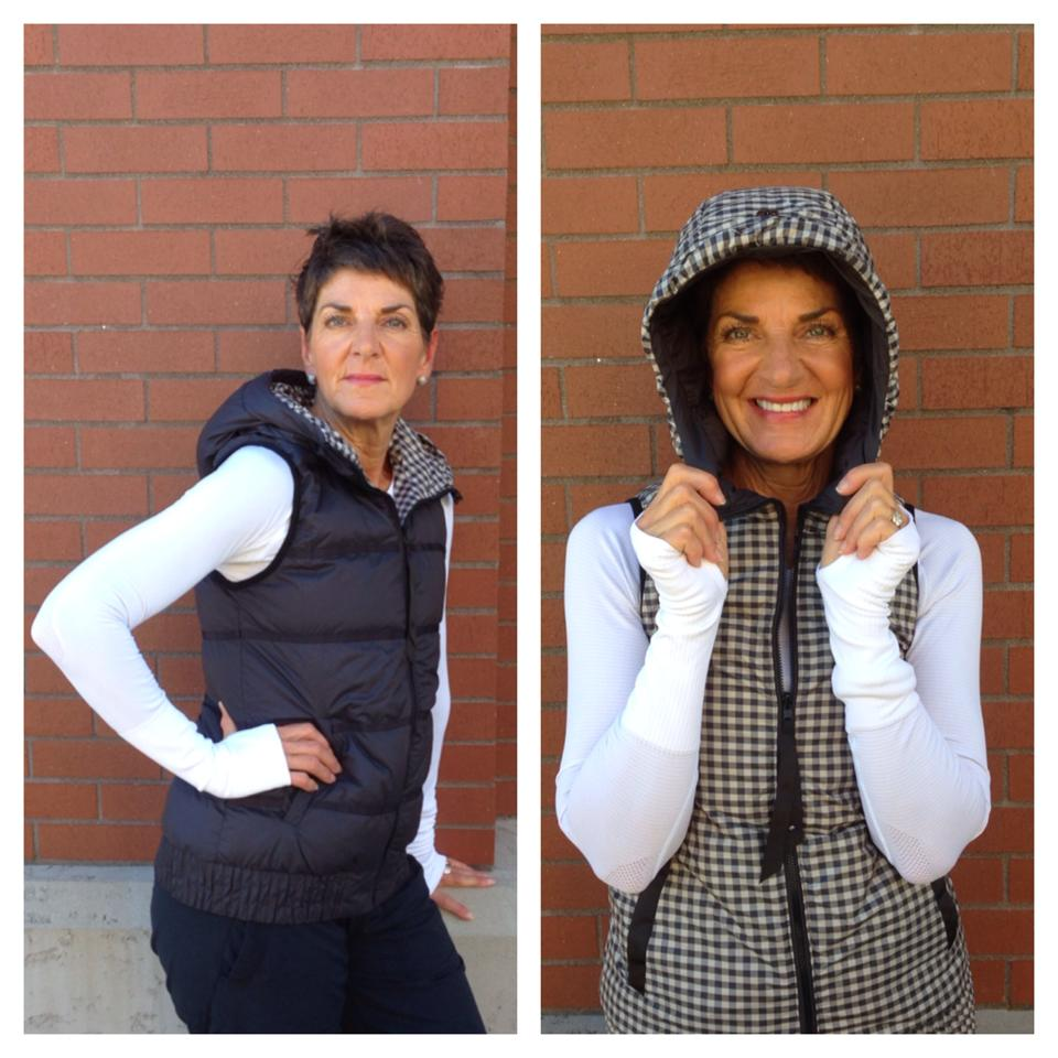 lululemon chilly chill vest