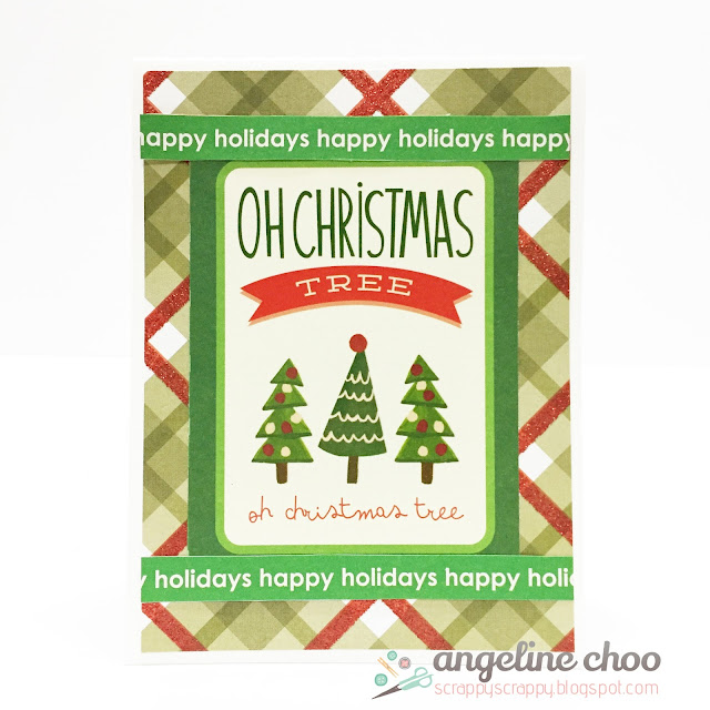ScrappyScrappy: SVG Attic - DCWV : The Magic of Christmas blog hop #scrappyscrappy #svgattic #dcwv #christmas #papercraft #svg #cutfile #holiday #festive #glitter