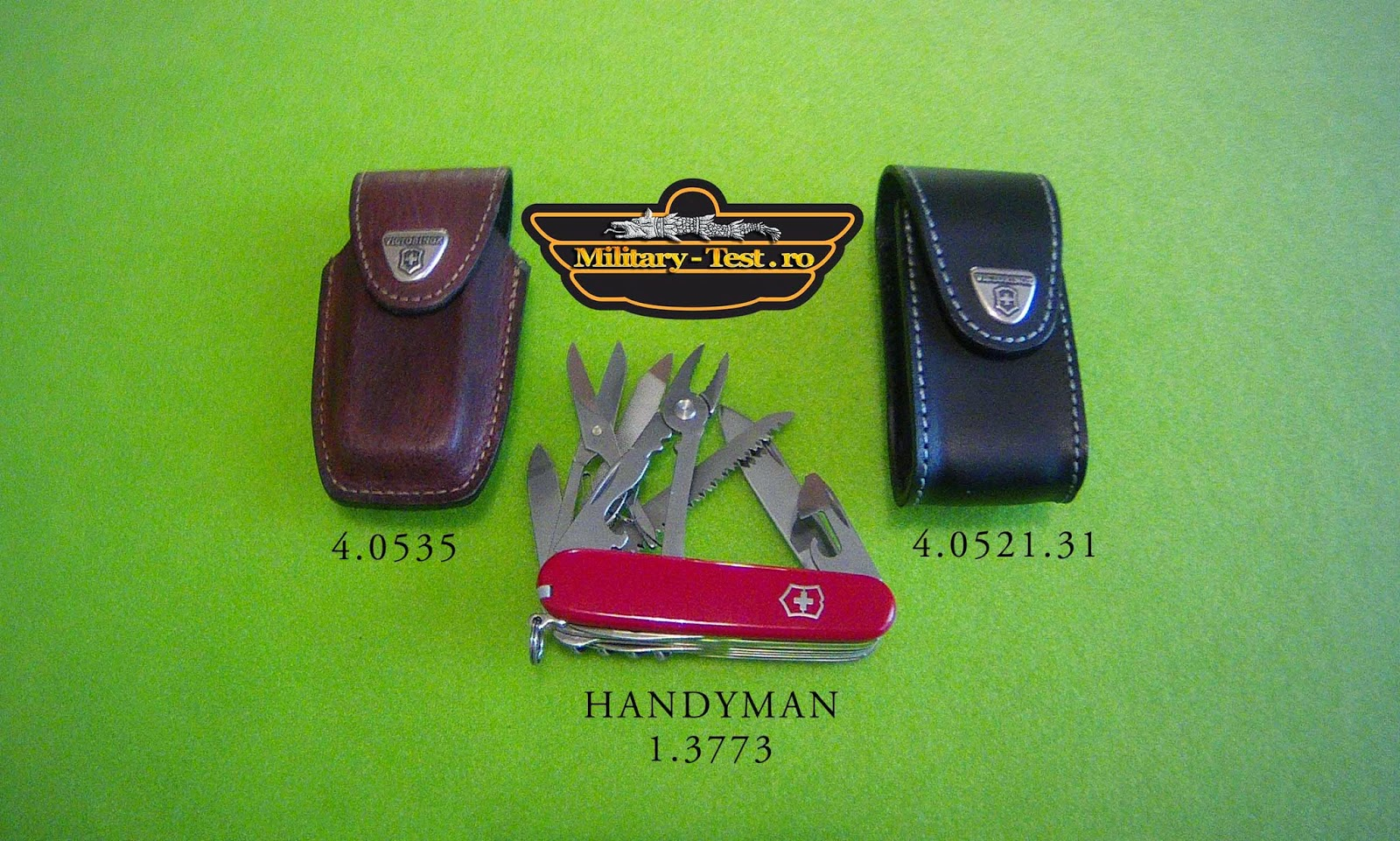 Knife Vicorinox Handyman 1.3773