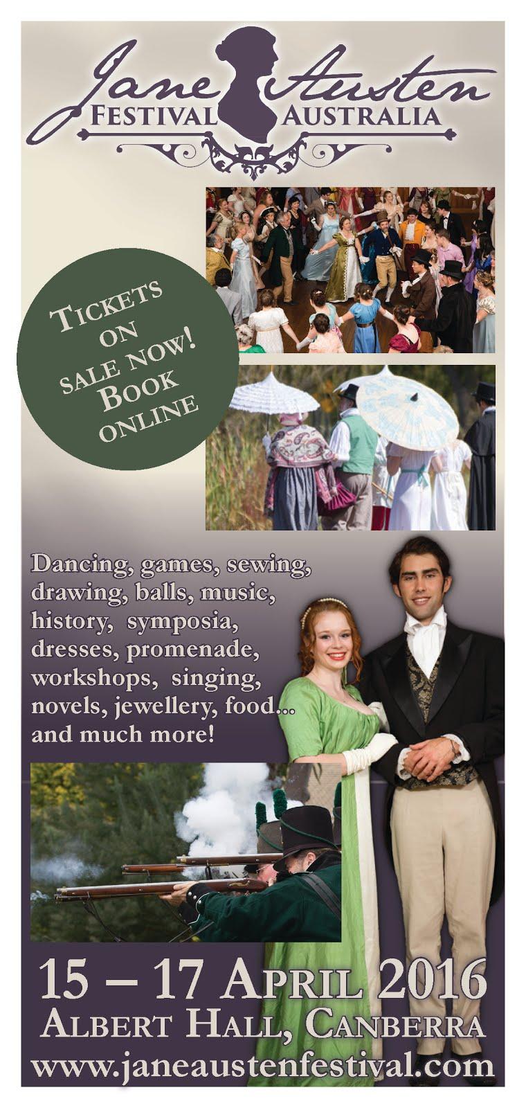 Jane Austen Festival 2016