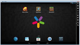 Memu Emulator Android Ringan Untuk PC