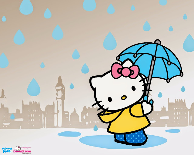 128920-Hello Kitty Wallpapers Under The Umbrella HD Wallpaperz
